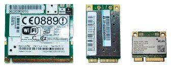 Mini PCI, Mini PCI-E, Mini PCI-E Half Height - Guide to Laptop Wifi