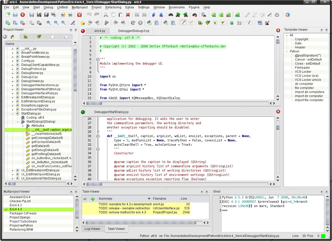 The Eric Python Ide Thinkpenguin Com