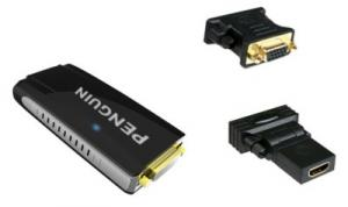 USB 2.0 to VGA/DVI/HDMI Multi Display Video Adapter (TPE-USBGFXAD2)