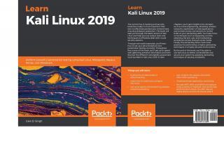 Learn Kali Linux 2019: A Hackers Distro (TPE-KLIBK19)