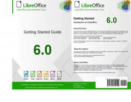 LibreOffice Getting Started Guide: The GNU/Linux Office Suite (TPE-LIBOFBK)