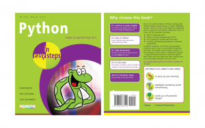 Python In Easy Steps: An Intro To The Python Programming Language (TPE-PYTHON)