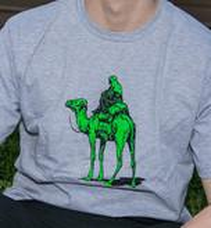 Silk Road Camel T-Shirt