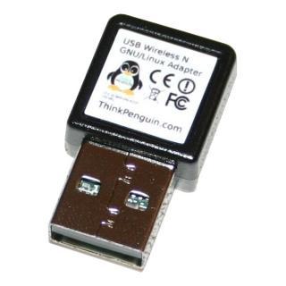 Penguin Wireless N USB Adapter for GNU / Linux (TPE-N150USB)