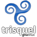 Trisquel CD W Installation Support