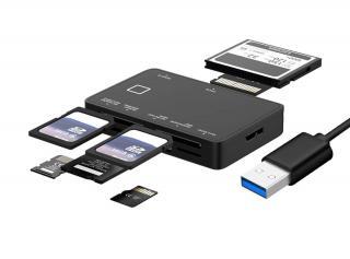 7 in 1 USB 3.0 Multi Card Reader (TPE-MLCRDRD3)