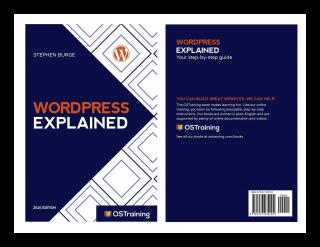 Wordpress Explained:  Setup A Website Using Free Software (TPE-WRDPSSBK)