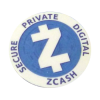 ZCash Cryptocurrency Sticker