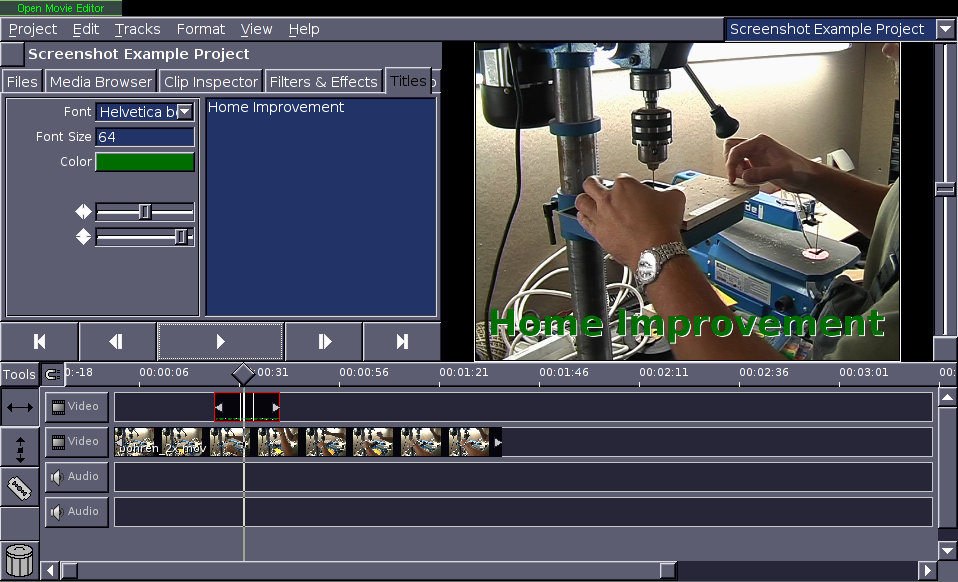 Video editor online mp4