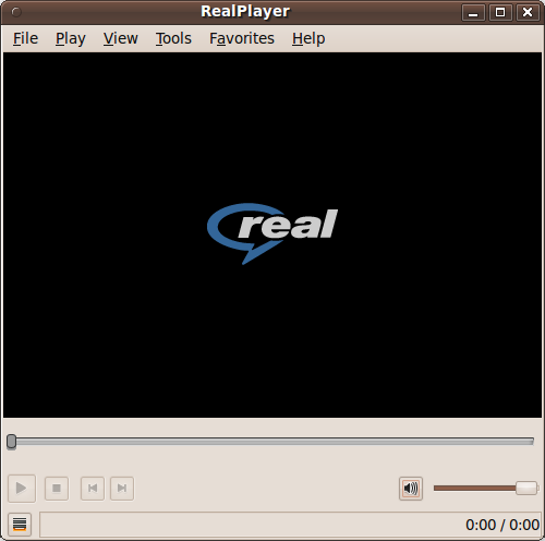 to install realplayer download the realplayer11gold deb from http www ...
